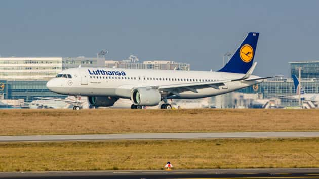 Lufthansa cancels more flights as pilots 39 union continues for Lufthansa direct flights to germany
