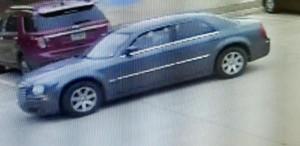 Bank Robbery Car