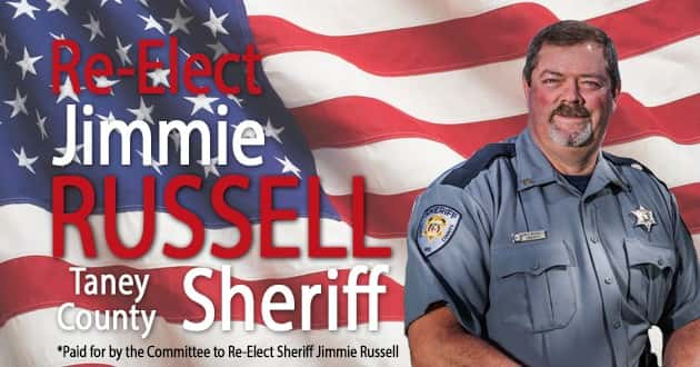 Vote for Jimmie Russell 3