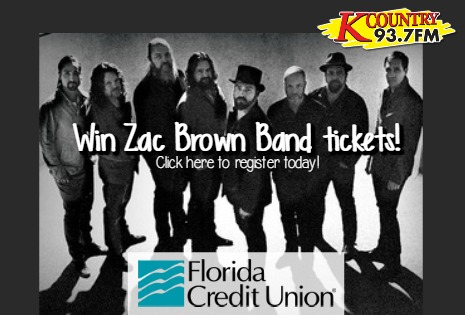 FLCU zac brown