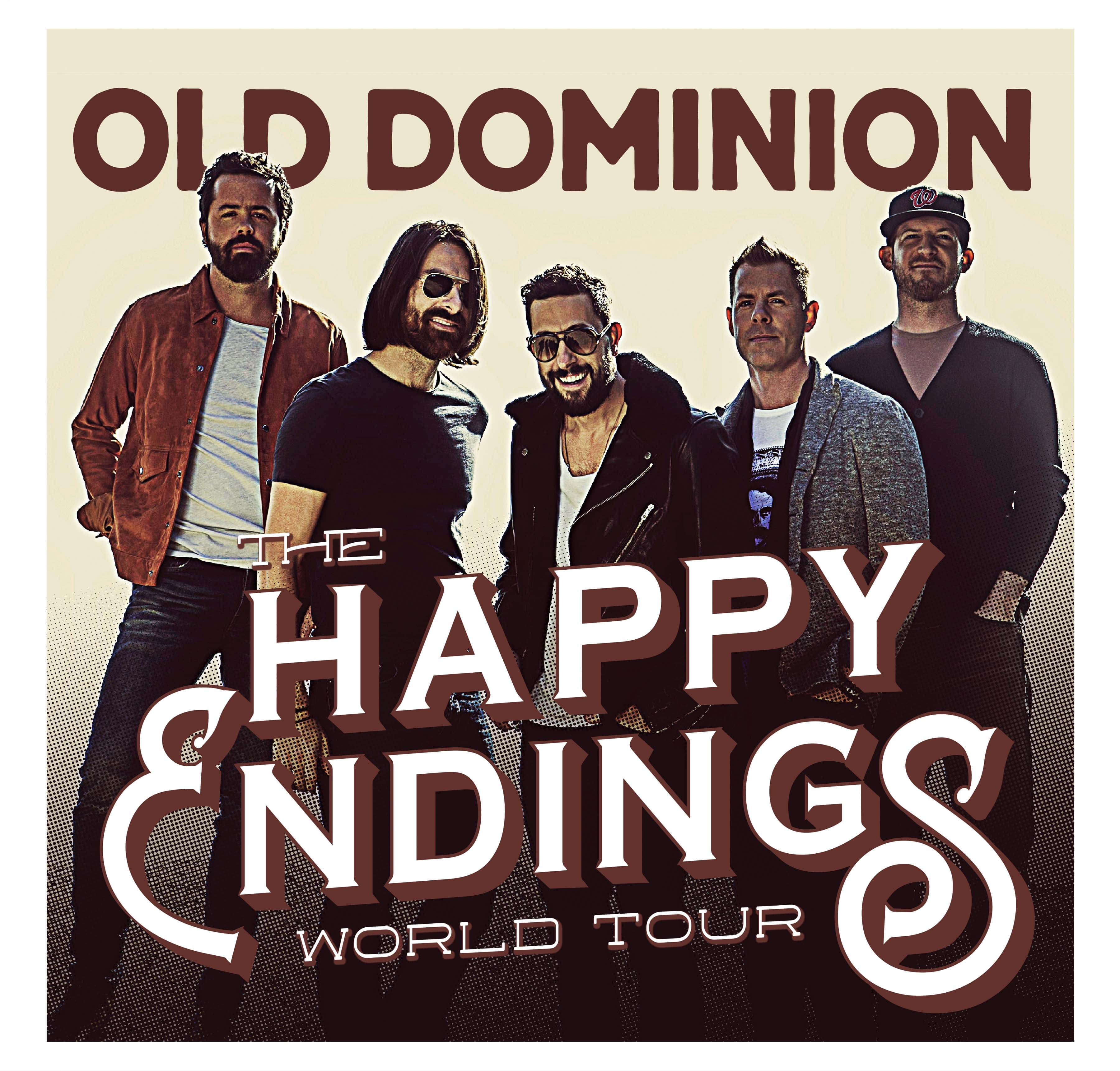 Fans Win Em Before You Can Buy Em Old Dominion Tickets