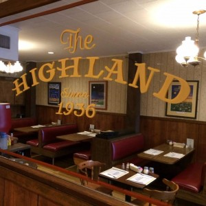 highland header