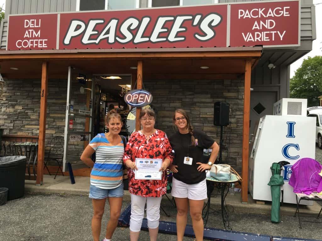 PEASLEE'S DEBORAH MCNEIL