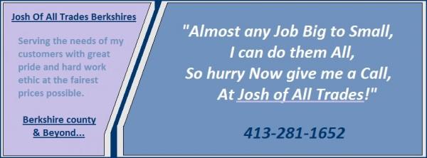JOSH OF ALL TRADES
