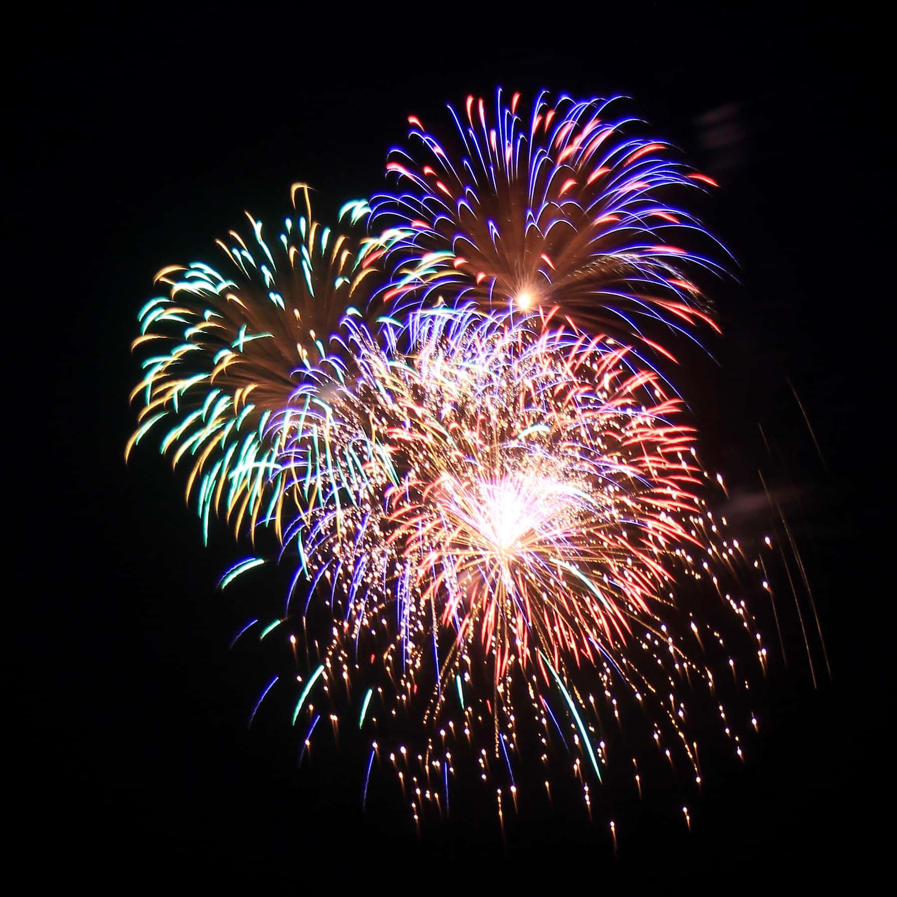 Lake Butler Fireworks