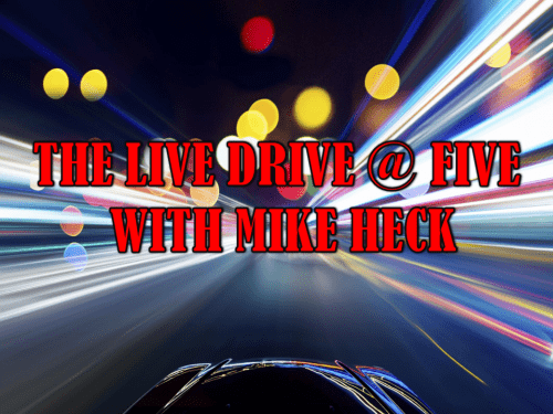 THE LIVE DRIVE 5