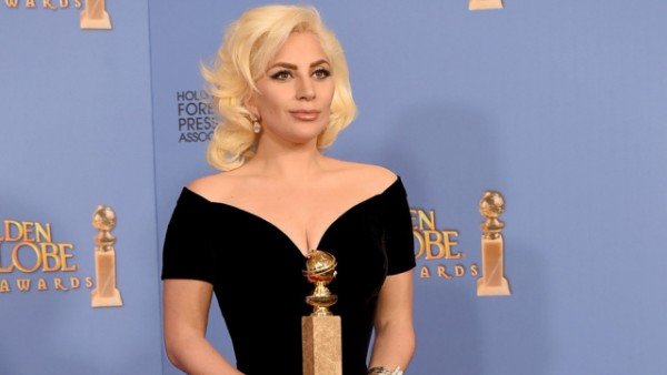 """Golden Globe Awards - Lady Gaga Best Actress in a Miniseries or Television Film for """"American Horror Story: Hotel"""""""