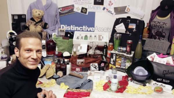 Distinctive Assets Grammy Gift Bag