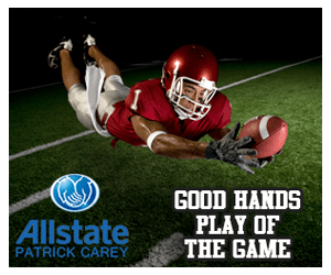 Pat Carey Good-Hands-Play-of-the-Game 2