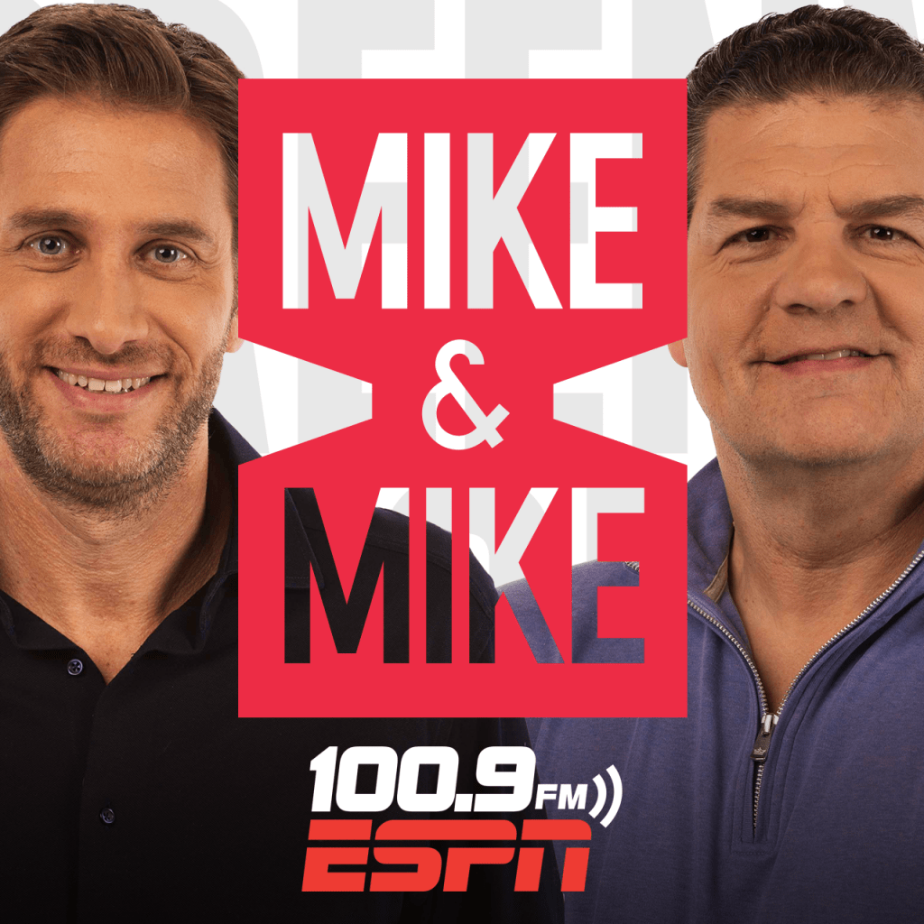 Mike & Mike (Local Ad)