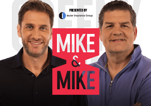 2016 New Mike & Mike Ieuter