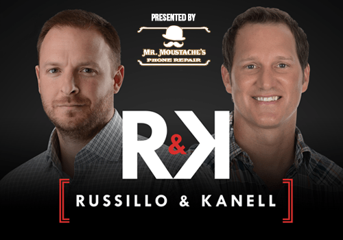2016 Russillo & Kanell Mr Moustache