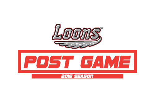Loons Post Game