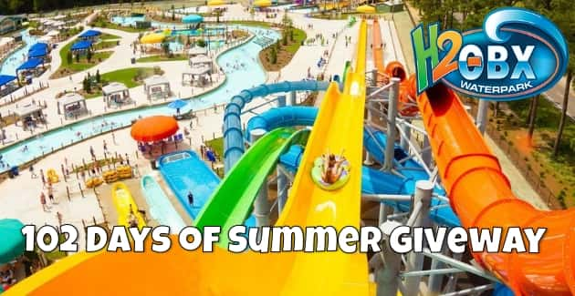 Waterpark Ticket Giveaway