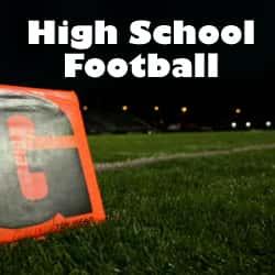 High School Football Banner-Goal