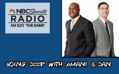 Going Deep with Amani & Dan