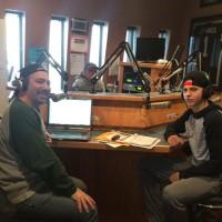 OUTTA LINE - FOX SPORTS RADIO 1340AM KRLV Las Vegas - Bryan & Jaycob Feldman & Producer Bobby Machado