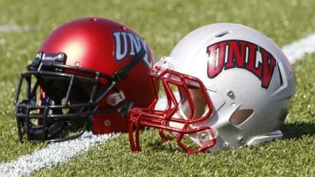 unlv new helmet