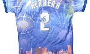 Dilson Herrera jersey
