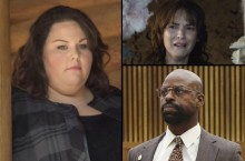 """THIS IS US -- """"The Trip"""" Episode 109 -- Pictured: (l-r) Chrissy Metz as Kate, Sterling K. Brown as Randall -- (Photo by: Ron Batzdorff/NBC)"""