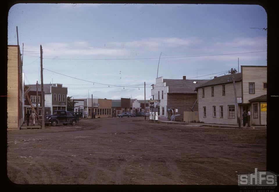 Carrot River 1947