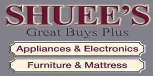 Shuee's new logo grey