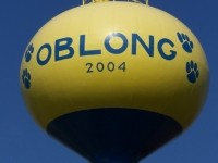 Oblong Water Tower
