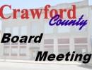 Crawford County Board Meeting