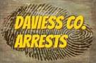Daviess Co. Arrests 4