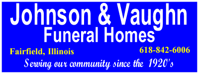 johnson and vaughn  obit banner
