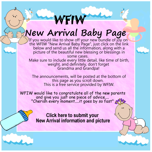 new arrival baby page 2