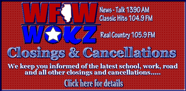 closings and cancellations slider