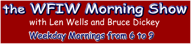 morning show banner