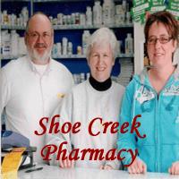 shoe creek pharmacy