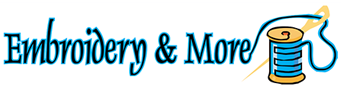 EMBROIDERY & MORE LOGO