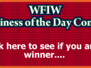 business of the day slider winner