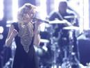 """Hannah Huston performs on """"The Voice""""; Tyler Golden/NBC"""
