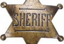 Daviess State Knox - Sheriff Badge Generic