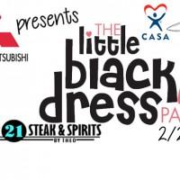 Little Black Dress Party Feb 17