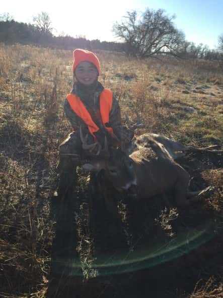 Jacson Dillon 4x4 first buck