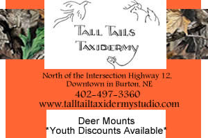 Tall Tail Taxidermy 2016