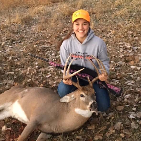 Kassidy Hoerle with a nice 5 x 5