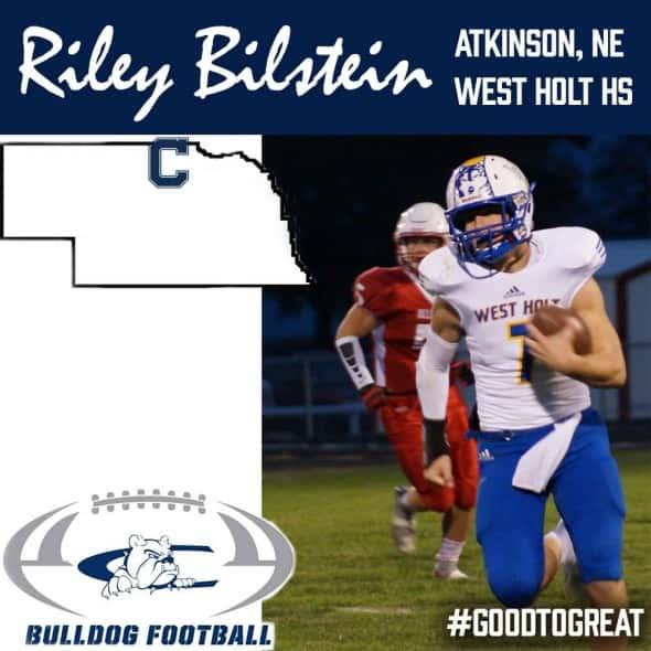 LOI Riley Bilstein