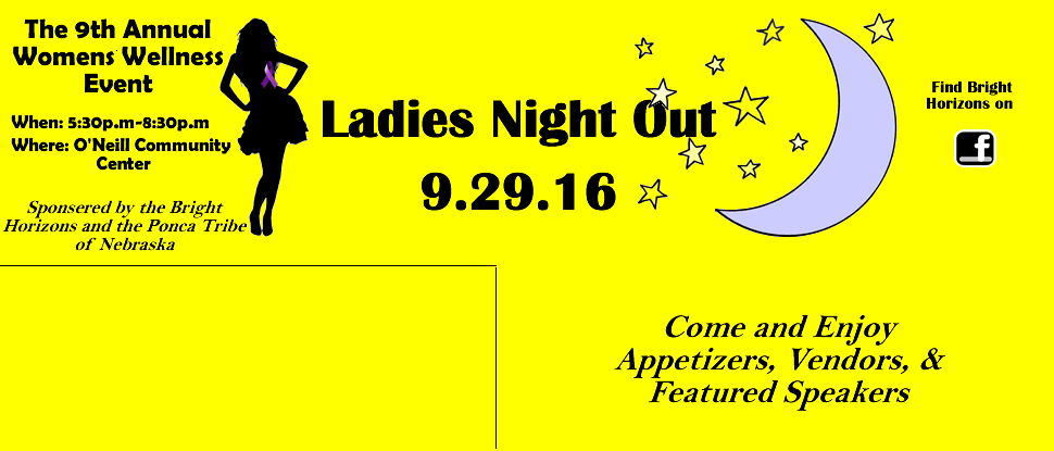 Ladies Night Out Slider
