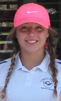 O'Neill's Nikki Gotschall is this weeks Stadium Sports Female Top Dog Athlete of the Week.