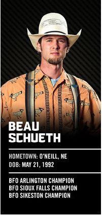 Beau Schueth Profile 2016