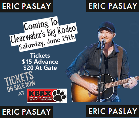 Eric Paslay Clearwater