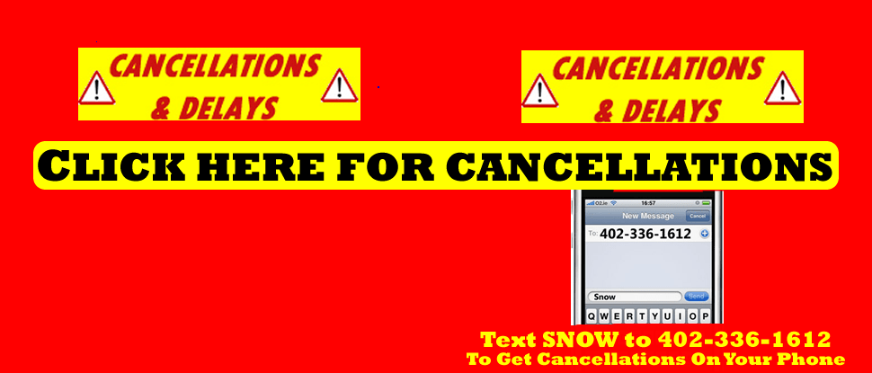 cancellation slider