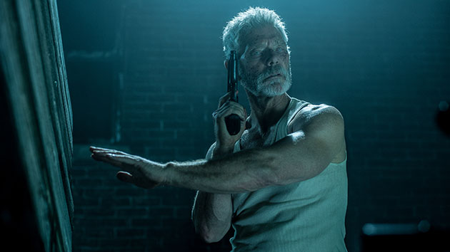 "Stephen Lang in ""Don't Breathe""; image courtesy Screen Gems/Sony"