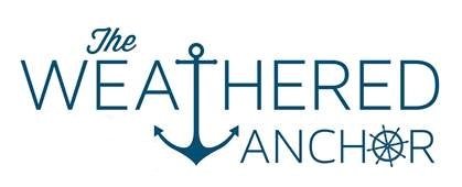 The Weathered Anchor Logo